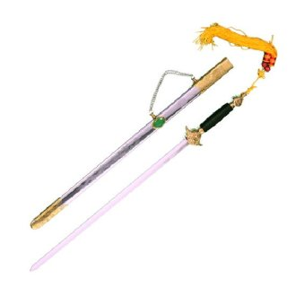 Tai Chi Sword with Scabbard No 2