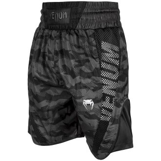 Venum MMA Elite Pro Boxing Long Shorts - Camo