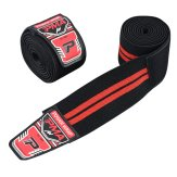 Power Weight Lifting Pro Series Knee Wraps