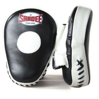 Sandee Leather Curved Focus Pads