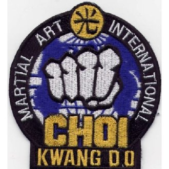 Custom Made Martial Arts Club Badges