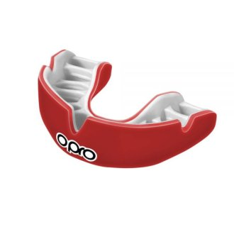 Opro Power Fit Red Mouthguard - Adults