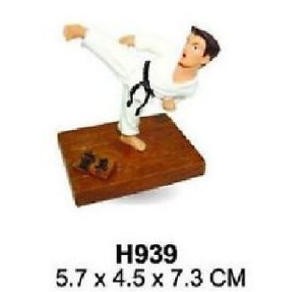 Mini Karate Figure - H939