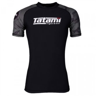 Tatami Renegade Green Camo Rash Guard