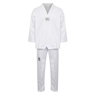 WTF Approved Taekwondo Students Suit