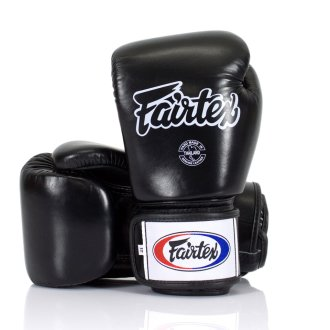 Fairtex BGV1 Black Universal Leather...