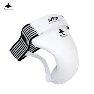 WTF Approved Pine Tree Taekwondo Groin...
