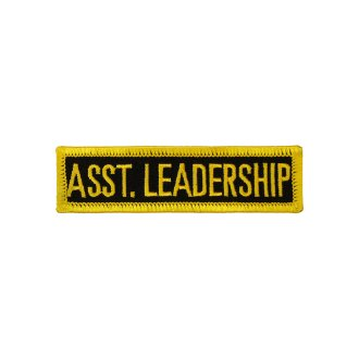Merit Patch: Student:Asst. Leadership...
