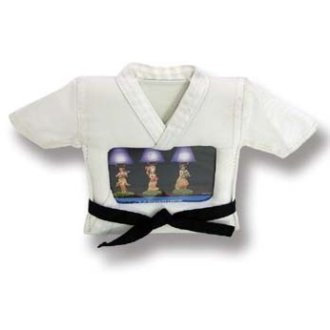 Karate Uniform Photo Frame