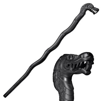 Cold Steel Dragon Walking Cane Stick
