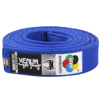 Venum WKF Approved Karate Blue Belt