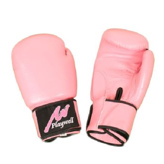 Boxing Glove Proffessional Leather :...