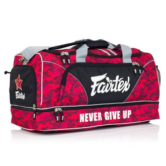 Fairtex Red Camo Heavy Duty Large Gym...