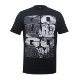 "Pride or Die MMA Black ""State Of Mind"" T Shirt"