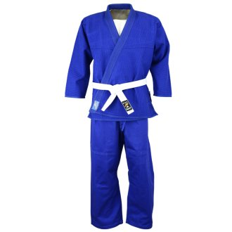 Playwell Kids Judo Suit - Blue 475g