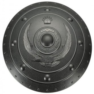 Black Full Contact Eagle Battle Weapons Shield