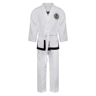 Elite Ultra Light ITF Taekwondo Black...