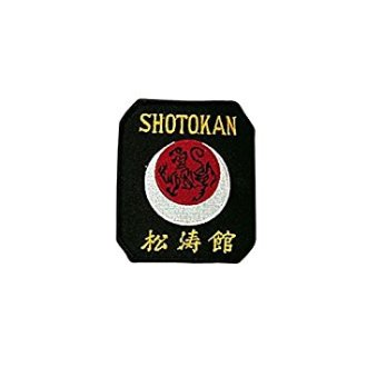 Shotokan Red Patch 23