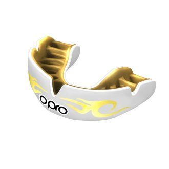 Opro Power-Fit White Urban MouthGuard -...