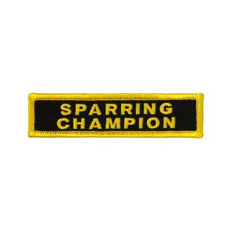 Merit Patch: Forms: Sparring Champion