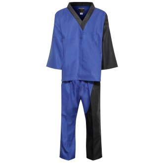 Century Martial Arts Colorblock Splice Team Karate Martial Arts Demo Uniform