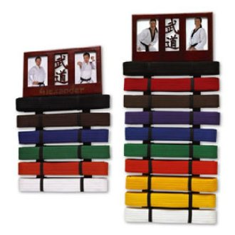 Photo Frame Belt Display