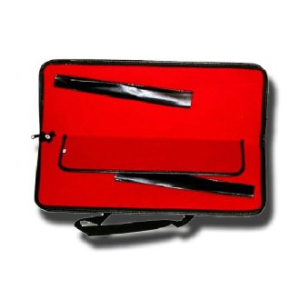 Deluxe Wing Chun Butterfly Knives Case