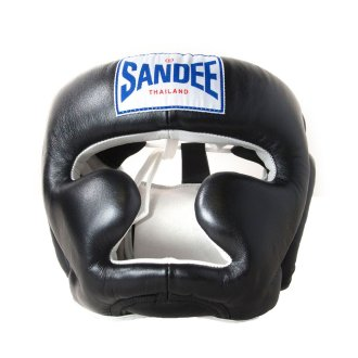 Sandee Muay Thai Closed Faced Leather...