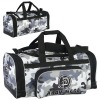 Krav Maga Black Sports Duffel Bag CAMO