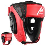 Kids Open Face Head Guard - XS