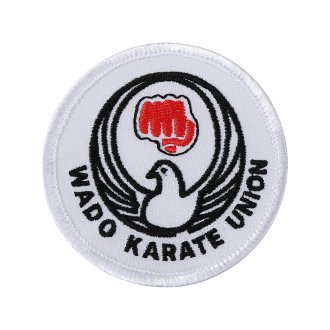 Wado Karate Union Patch