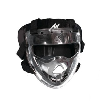 Dipped Acrylic Visor Face Mask...