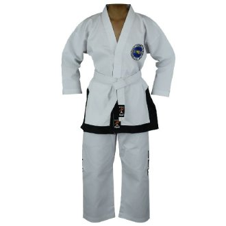 ITF Taekwondo Black Belt Suit