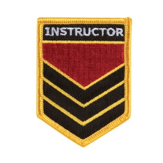 Instructor Shoulder Patches - P81