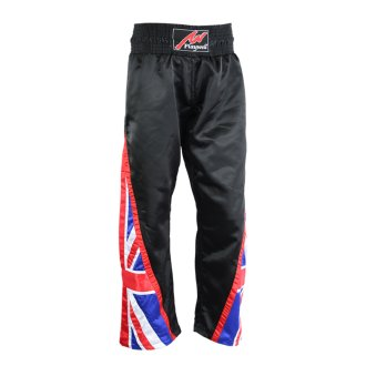 Full Contact Competition Champion Trousers - Uk Flag