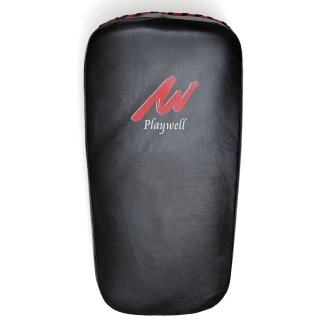 Pro Thai Kick Leather Pads: Single