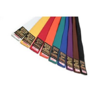 Solid Coloured Belts