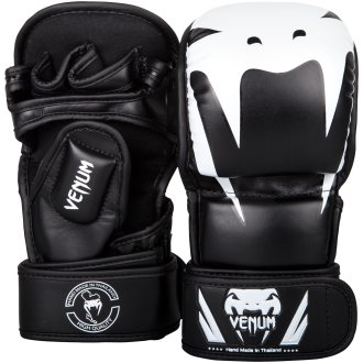 Venum Black MMA Impact Sparring Gloves...