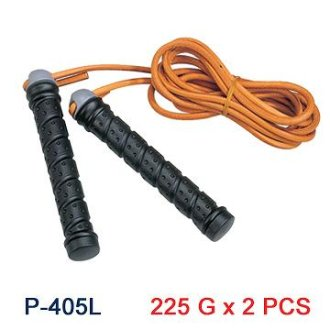 Weighted Skipping Rope - P405L - 450g