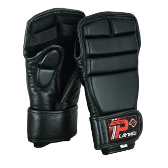 Full Contact leather Escrima Gloves - V2