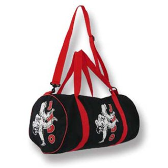 Childrens Judo Round Sports Bag
