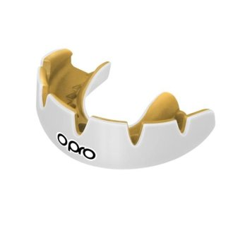 Opro Power Fit ( For Braces ) White...