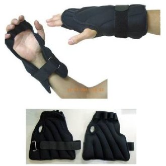 Boxing - Weighted Shadow Box Punching Gloves 3KG