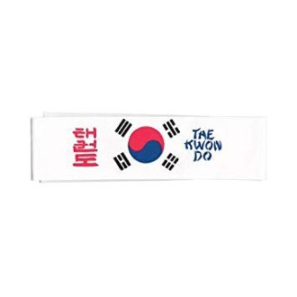 Taekwondo Korean Headband 18