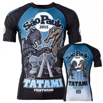 Tatami Kids Sao Paulo Rash Guard