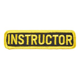 Instructor Patch 7