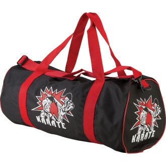 Childrens Round Karate Sports Bag