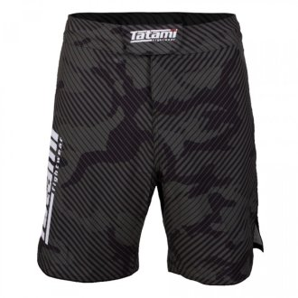 Tatami Renegade Green Camo Fight Shorts