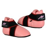 Semi Contact Point Sparring Boots - Pink