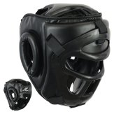Headguard with Removeable Face Grille